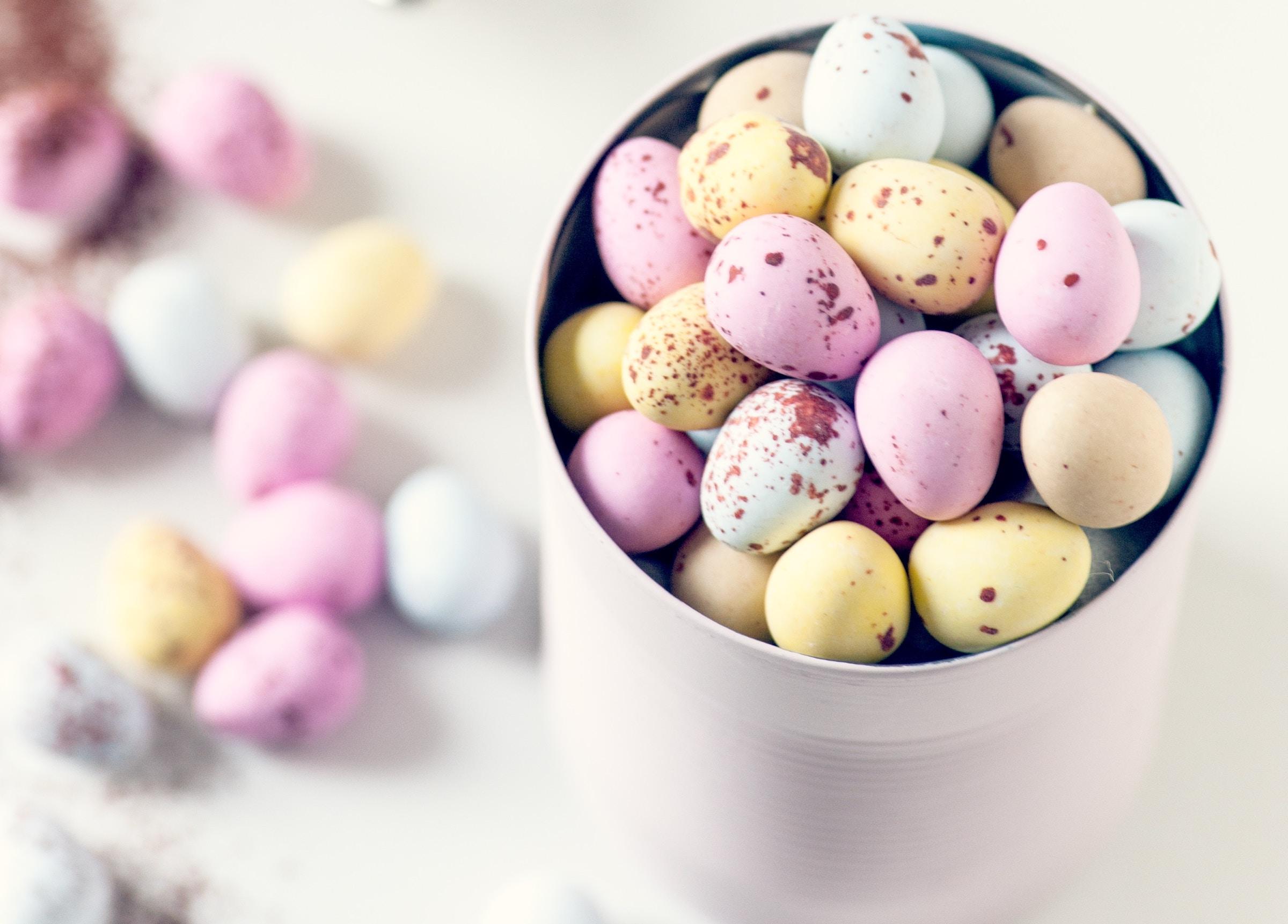 A húsvéti szezonális csokoládé figurák szimbólumrendszere