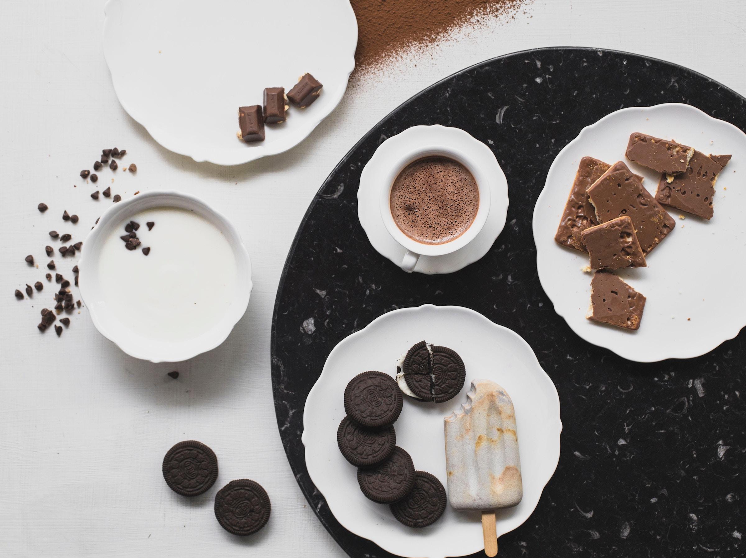 A csokoládé irodalmi emlékekben