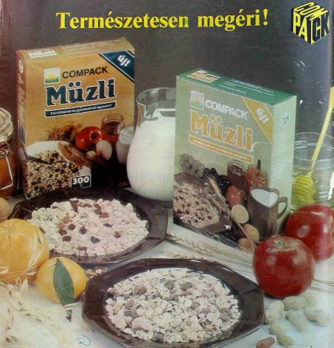 Muesli is immune to the economic effects of coronavirus pandemic